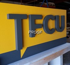 Large Letters, Logo, Signs WeCutFoam large foam Letters, logo and signs for Trade Shows, weddings, events, conferences, exhibits, stage.
