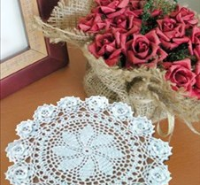 Lace Crochet Doilies Compare price and buy lace crochet Doilies online at Accentlinens.com. We carry a wide variety of shapes and sizes. With a substantial design that draws on tradition, our hand Crochet Lace doilies recall childhood memories of grandmother's crochet.
