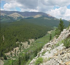 Boreas Pass, Colorado