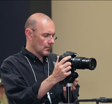 Mike Martin Takes Photos At NSS-2013