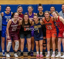 BB - Girls All-Star Weekend - Game 1 - 1