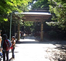 Entrance to temple grounds