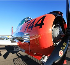 Reno Air Races 2010 - Static Displays The 2010 Reno National Championship Air Races and Air Show took place September 15 thru the 19th at Reno Stead Airport in northern Nevada. The photos in this sub-album were taken in the static display area. Photos by Rick Parker.