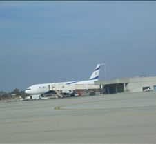 ELAL at Remote Gate