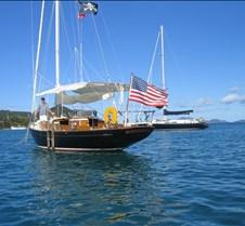 Our sailboat - Morningstar