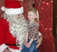 Santa & Cheyanne