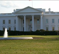 White House - Rear