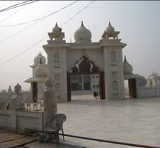 Wegetarian Temple