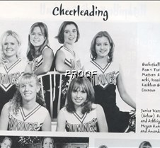 cheerleading 2000