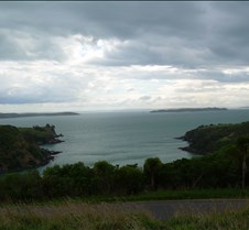 Small Bay on Waiheke Island