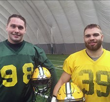 NDSU Bison players