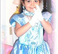 Our True Princess Dec 05 4 yrs old 3