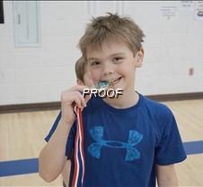 Biting medal