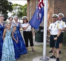 waterama flag raising-2