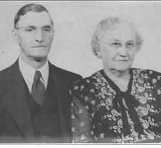 Alonzo and Clara Thorne - Grandfather an