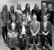 girls tennis awards