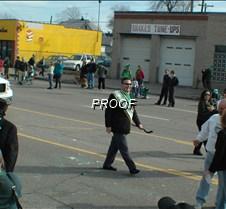 2007 Detroit's St. Patrick's Parade