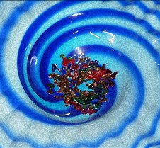 confetti glass