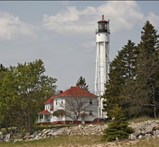 Canal Station Lighthouse