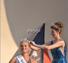 First Princess crowned