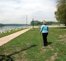Anne at riverfrnt