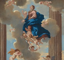 The Assumption of the Virgin - Nicolas P