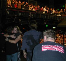 249 MA009 end of show embrace