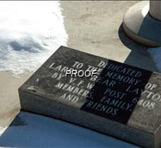 Layton memorial