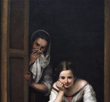 207Two Women at a Window - Bartolome Est