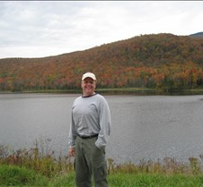 Vermont Lake Scene