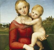 Cowper Madonna-Raphael-1505-National Gal