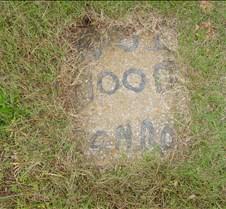 John Hood Cem marker & Conroy