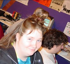 Crazy Hairdo Patty, Adam