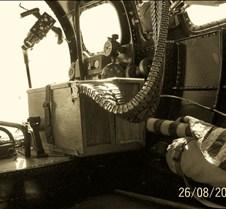 Waist gunner, B-17