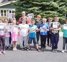 GHES third grade awards