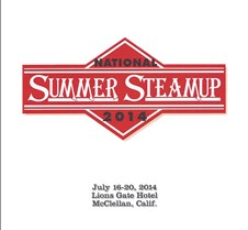 2014 National Summer Steamup Sacramento