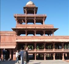 Fort at Fatehpur Sikri