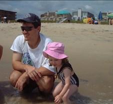 Caitlin and Brad on Beach 3