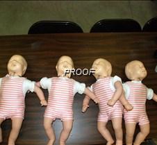 Resusci babies