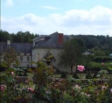 Abbaye le Fontevraud - Garden