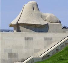Liberety Memorial Sphinx