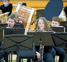 7th grade bass clarinet