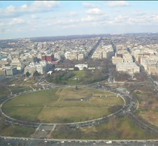 The Ellipse from Above