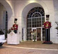 "Toys For Tots at the Hyatt Regency Hotel On Wednesday evening, Dec. 13, 2006, from 5:00 PM to 8:00 PM at the beautiful Hyatt Regency Hotel in Coral Gables, the U.S. Marine Reserves sponsored their annual ""Toys For Tots"" celebration dinner.  Invited guests were members of the business community th"