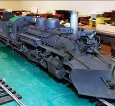 Bruce Sherman's K-28 Mikado