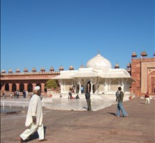 Mosque at Fatehpur Sikri