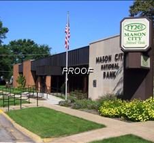 Mason Bank outside front