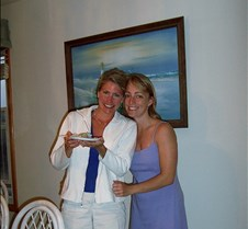 Jill and Kristl