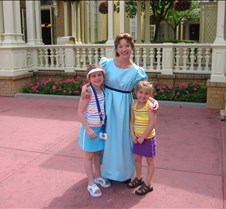 2004 Disney World We went back to Disney World with our friends Kathy, Jim, Jamie and Karli Petrarca.