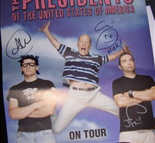998_signed customized poster